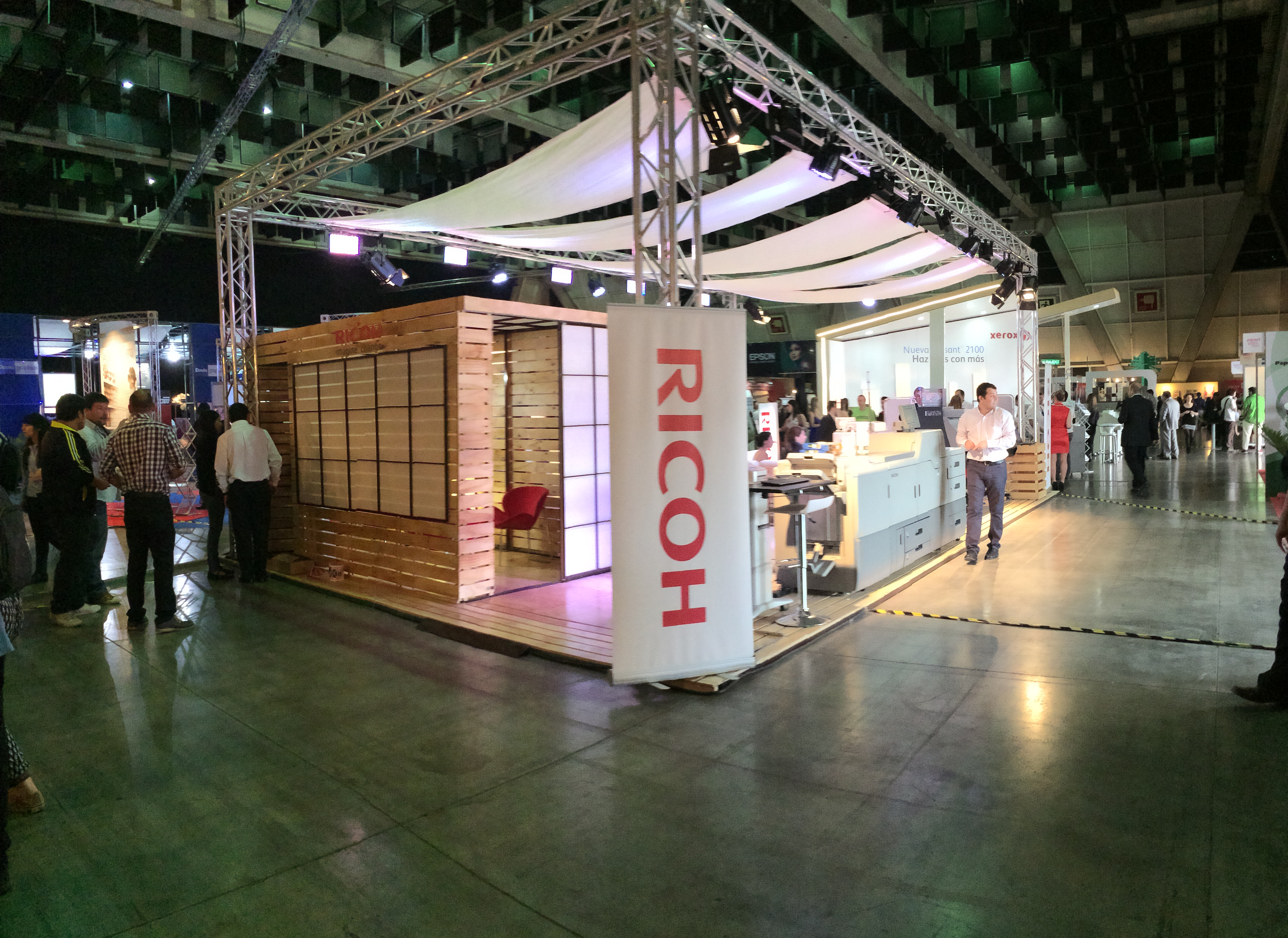22.10.14 Stand RICOH expoprint (25)