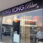 Hong Kong Blue