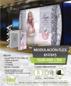 Modulación Flex 4x2/4x3