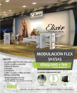 Modulación Flex 5x2/5x3