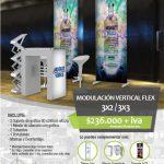 Modulación Vertical Flex 3×2/3×3