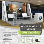 Modulación Cela 4x2/4x3