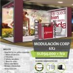 Modulación Corp 6x2