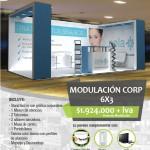 Modulación Corp 6x3