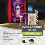 Modulación Flex 3x2/3x3