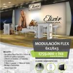 Modulación Flex 6x2/6x3