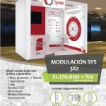 Modulación Sys 3x2