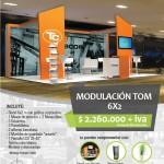 Modulación Tom 6x2