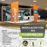 Modulación Tom 6x3