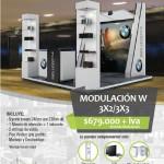 Modulación W 3x2/3x3