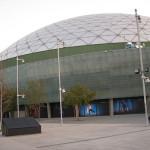 Gráfica Movistar Arena